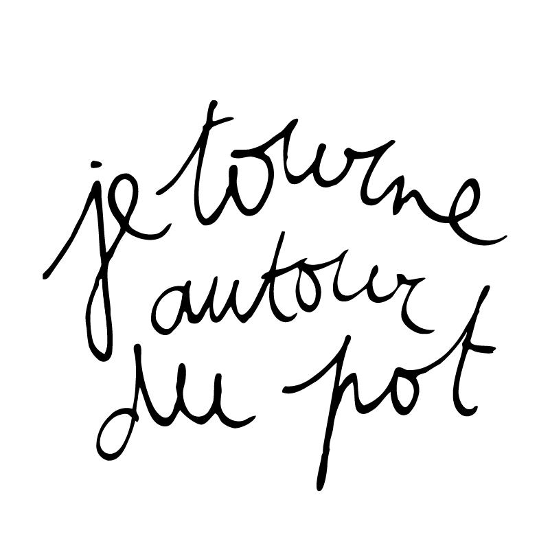 logo calligraphié